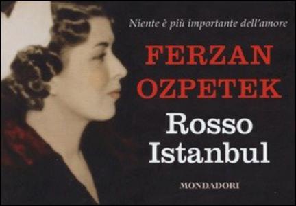Libro Rosso Istanbul Ferzan Ozpetek