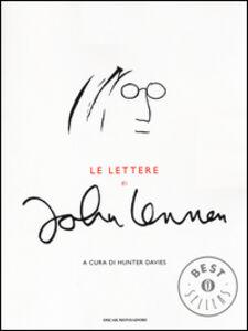 Foto Cover di Le lettere di John Lennon, Libro di John Lennon, edito da Mondadori