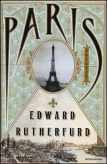 Paris - Edward Rutherfurd - copertina