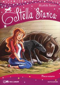 Libro Fiocco azzurro. Stella Bianca. Vol. 4 Mathilde Bonetti