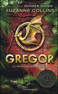 Libro La profezia del sangue. Gregor. Vol. 3 Suzanne Collins