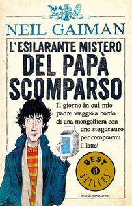 Libro L' esilarante mistero del papà scomparso Neil Gaiman