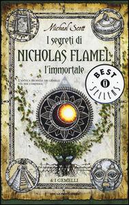 Libro I gemelli. I segreti di Nicholas Flamel, l'immortale. Vol. 6 Michael Scott