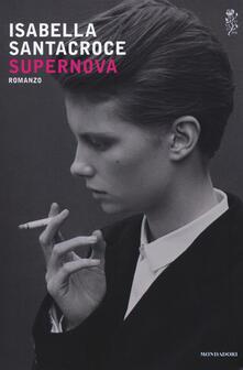 Supernova - Isabella Santacroce - copertina