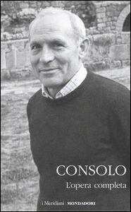 Libro L' opera completa Vincenzo Consolo
