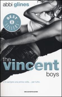 The Vincent boys - Abbi Glines - copertina