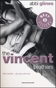 Libro The Vincent brothers Abbi Glines