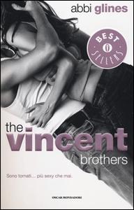 Libro The Vincent brothers Abbi Glines