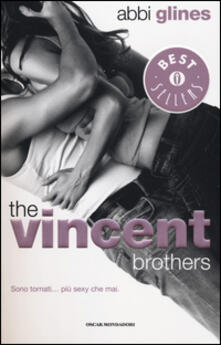 The Vincent brothers - Abbi Glines - copertina