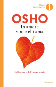 Libro In amore vince chi ama Osho