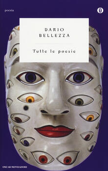 Tutte le poesie - Dario Bellezza - copertina