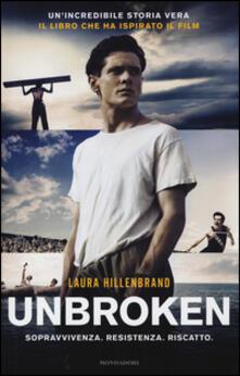 Unbroken - Laura Hillenbrand - copertina