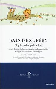 Libro Il Piccolo Principe-Lettera a un ostaggio Antoine de Saint-Exupéry