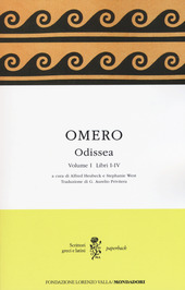 Odissea. Testo greco a fronte. Vol. 1: Libri I-IV.