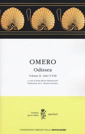 Odissea. Testo greco a fronte. Vol. 2: Libri V-VIII.