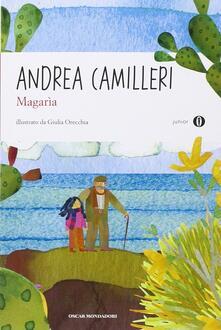 Magarìa - Andrea Camilleri - copertina