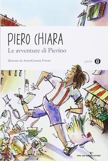 Le avventure di Pierino - Piero Chiara - copertina