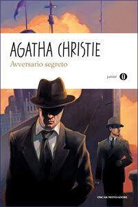 Libro Avversario segreto Agatha Christie