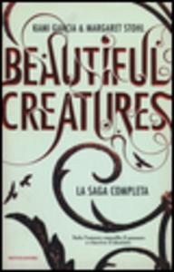 Libro Beautiful creatures: La sedicesima luna-La diciassettesima luna-La diciottesima luna-La diciannovesima luna Kami Garcia , Margaret Stohl