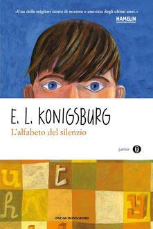 L' alfabeto del silenzio - E. L. Konigsburg - copertina