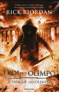 Il sangue dell'Olimpo. Eroi dell'Olimpo. Vol. 5