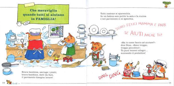 Foto Cover di Tutti a tavola!, Libro di Richard Scarry, edito da Mondadori 1