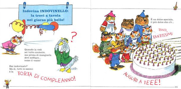 Foto Cover di Tutti a tavola!, Libro di Richard Scarry, edito da Mondadori 3