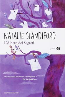 L' albero dei segreti - Natalie Standiford - copertina