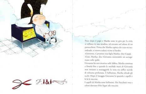Libro Come una principessa Brigitte Minne , Merel Eyckerman 2