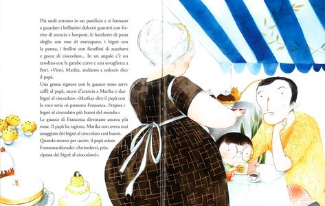 Libro Come una principessa Brigitte Minne , Merel Eyckerman 3