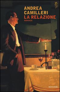 Libro La relazione Andrea Camilleri