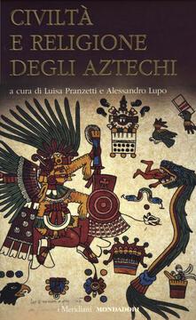 Civiltà e religione degli Atzechi - copertina