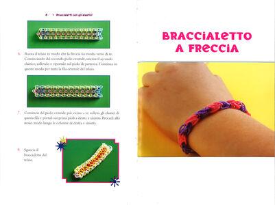 Foto Cover di Braccialetti con gli elastici, Libro di John McCann,Becky Thomas, edito da Mondadori 1