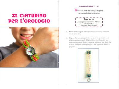 Foto Cover di Braccialetti con gli elastici, Libro di John McCann,Becky Thomas, edito da Mondadori 2