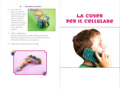 Foto Cover di Braccialetti con gli elastici, Libro di John McCann,Becky Thomas, edito da Mondadori 3