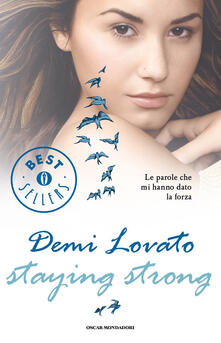 Collegiomercanzia.it Staying strong. Le parole che mi hanno dato la forza Image