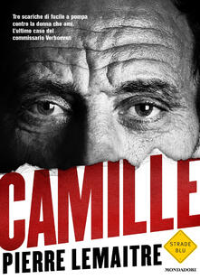 Camille - Pierre Lemaitre - copertina