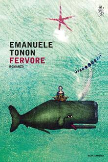 Fervore - Emanuele Tonon - copertina
