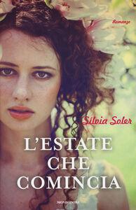 Libro L' estate che comincia Sílvia Soler