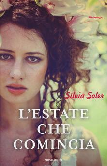 L' estate che comincia - Sílvia Soler - copertina
