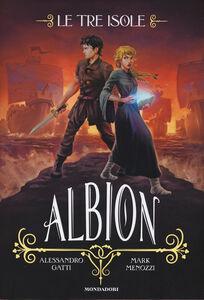 Libro Albion. Le tre isole. Vol. 2 Alessandro Gatti , Mark Menozzi