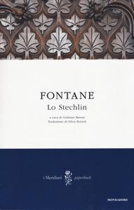 Libro Lo Stechlin Theodor Fontane