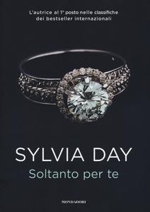 Libro Soltanto per te Sylvia Day