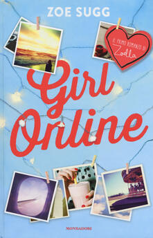 Girl online - Zoe Sugg - copertina