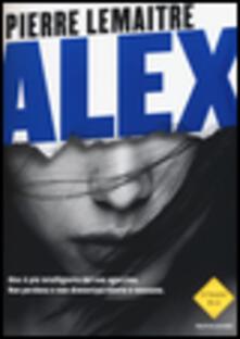 Alex - Pierre Lemaitre - copertina