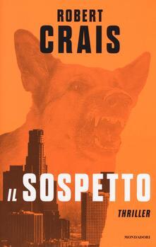 Il sospetto - Robert Crais - copertina