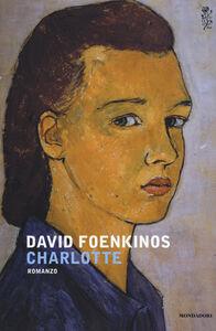 Libro Charlotte David Foenkinos