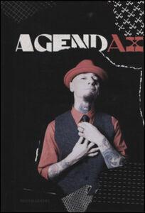 Foto Cover di Agendax, Libro di J-Ax,Matteo Lenardon, edito da Mondadori