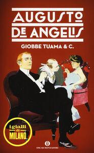 Libro Giobbe Tuama & C. Augusto De Angelis