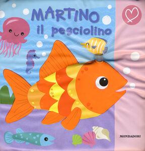 Libro Martino il pesciolino  0